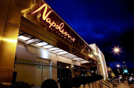 Napoleons casino sheffield gambling deliverance