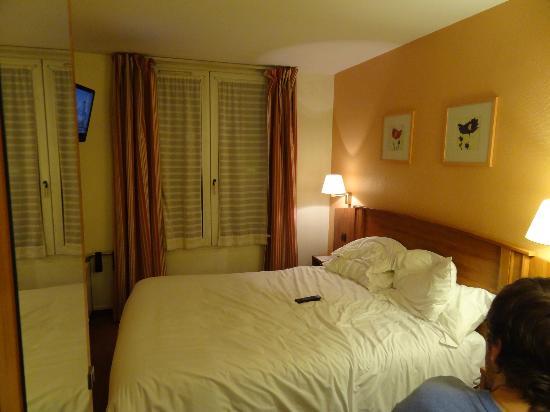 Timhotel Jardin des Plantes: Room