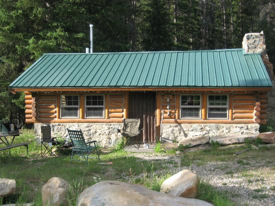 South Fork Mountain Lodge: Antelope Cabin
