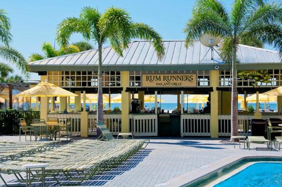 Rum Runners Bar & Grille at Sirata Beach Resort