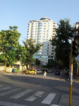Sky Hotel: hotel