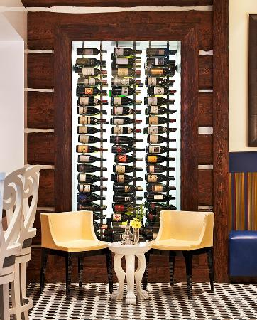 Wine Wall Picture Of Chefs Club By Food Amp Wine Aspen