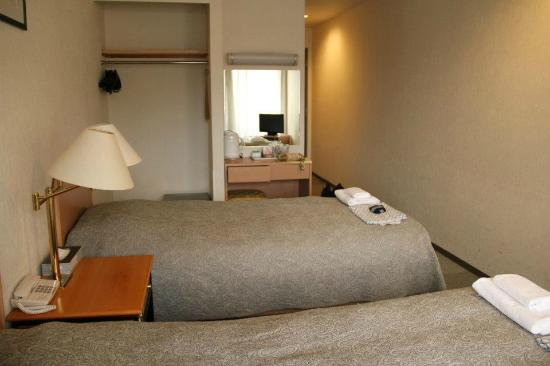 Tominoko Hotel: room