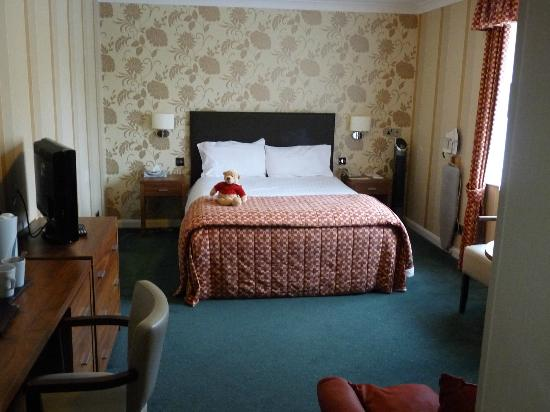 Milford Hall Hotel and Spa: Room 208
