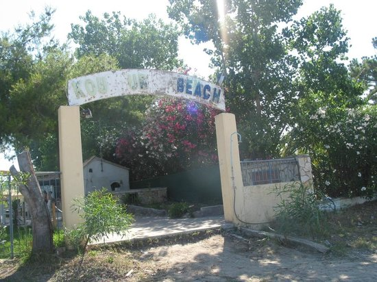 Koulouris Beach Hotel: welcome