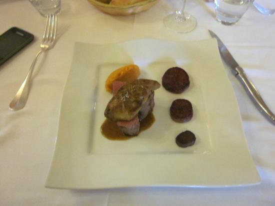 Hotel La Belle Etoile: plat