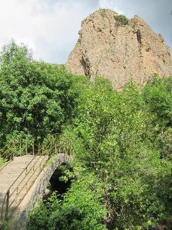 Geghard, أرمينيا: Umgebung