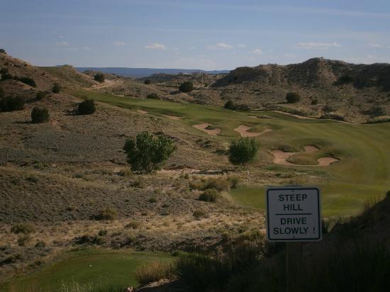 Black Mesa Golf Club: Twelfth Hole