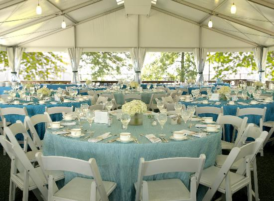 Doral Arrowwood: Tented Outdoor Pavilion
