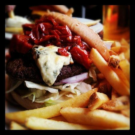 Gastropub Soho : Soho burger