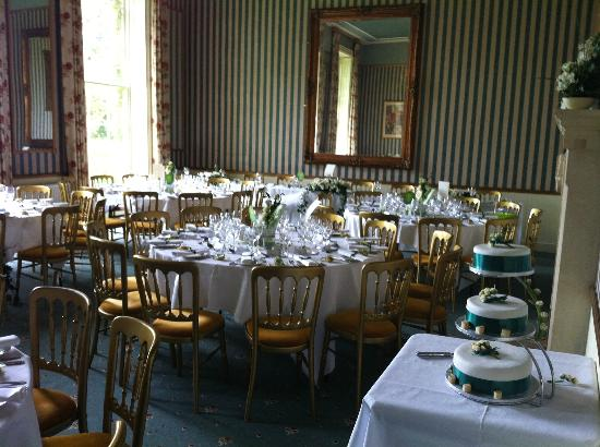 Shapwick House Hotel: The day before