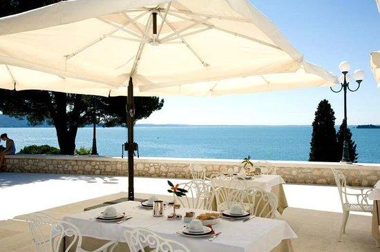 "Hotel Villa Florida : Panoramic Terrace ""Belvedere dell'Angelo"""
