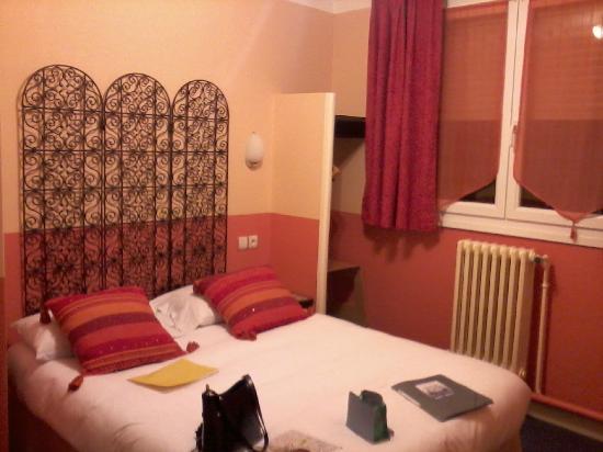 Hotel du Havre : Chambre n°35