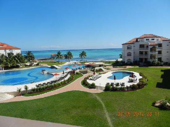 Grand Caribe Belize Resort and Condominiums: From our 3 BDRM Condo