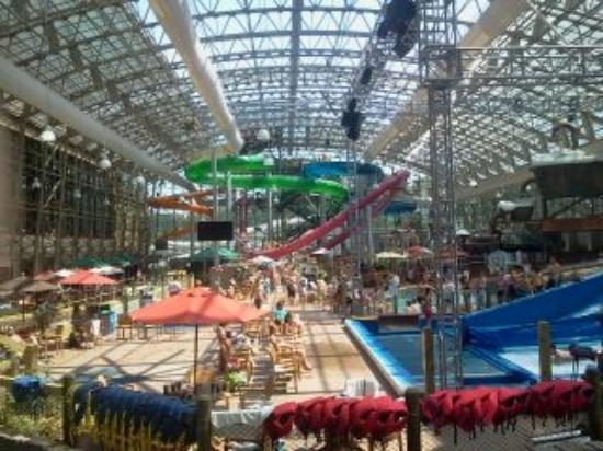 Jay Peak Resort : Pump House Water Park