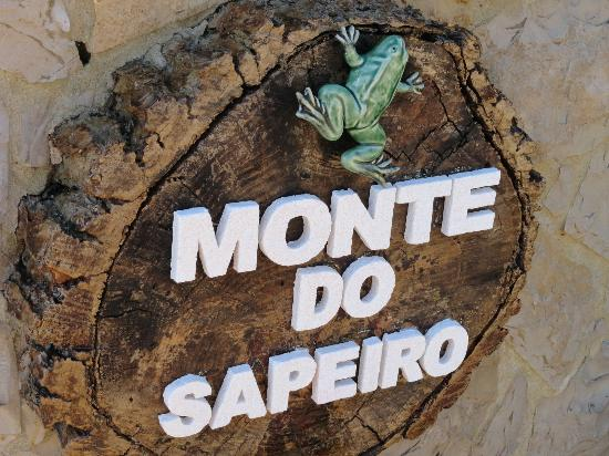 Monte do Sapeiro: Entrane
