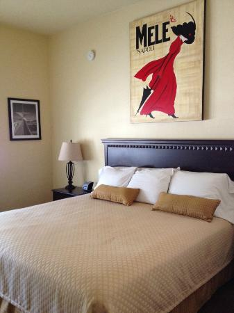 The Plaza Hotel: Guest Room