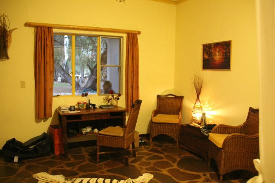 Kuzikus Wildlife Reserve Lodge : Zimmer