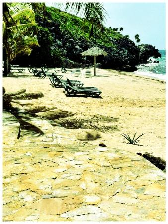 Paya Bay Resort: Bliss beach