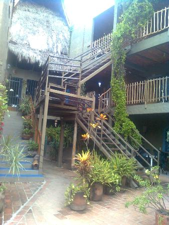 Las Cabanas del Capitan: el hotel