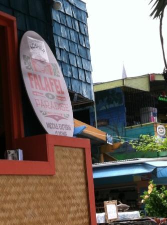 Falafel In Paradise: love it!
