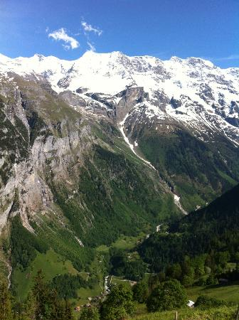 Gimmelwald - Tanzbodeli: a piece of paradise