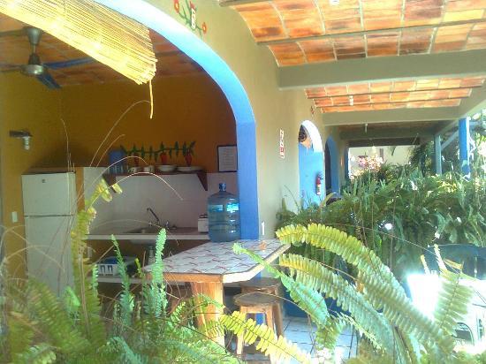 Las Cabanas del Capitan: mas bungalows