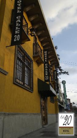 Boutique Hotel Calle 20: Fachada