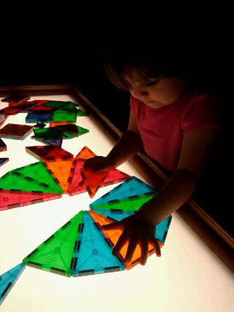 Imaginarium of South Texas : Light table