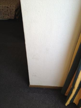 Résidence Goélia Sun City: des murs pas très propre