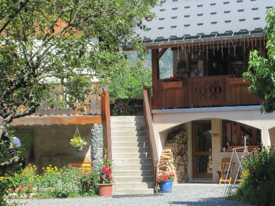 Le Bourg-d'Oisans, Frankrike: Le petit catalan -