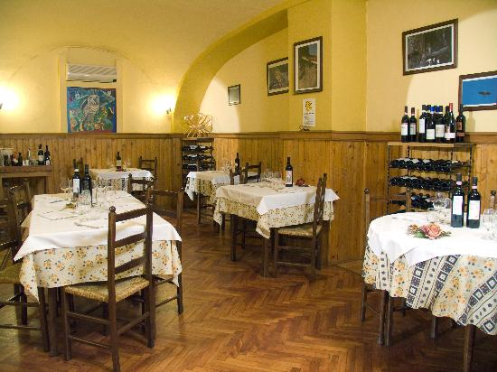 Torre Pellice, Italia: La saletta