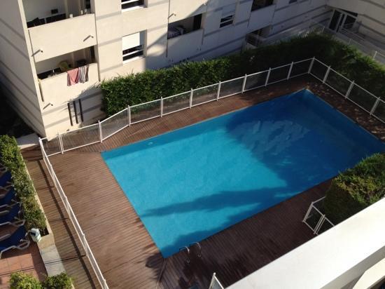 Résidence Goélia Sun City: une piscine sympa qd elle n'est pas fermée car très sale!