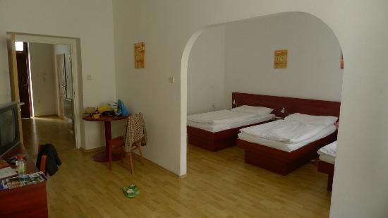 ApartHotel Susa: номер 203