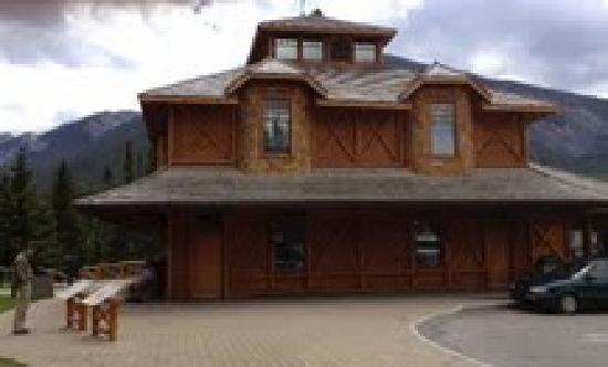 Banff Park Museum : The Museum