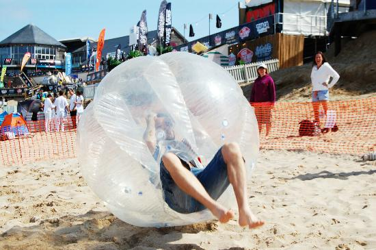Asylum Entertainment: Fistral Beach Session