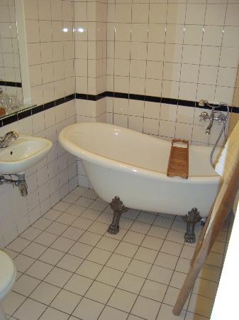 Bertrams Guldsmeden - Copenhagen: Relaxing tub