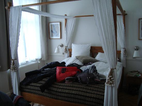 Bertrams Guldsmeden - Copenhagen: Gorgeous room & comfortable bed