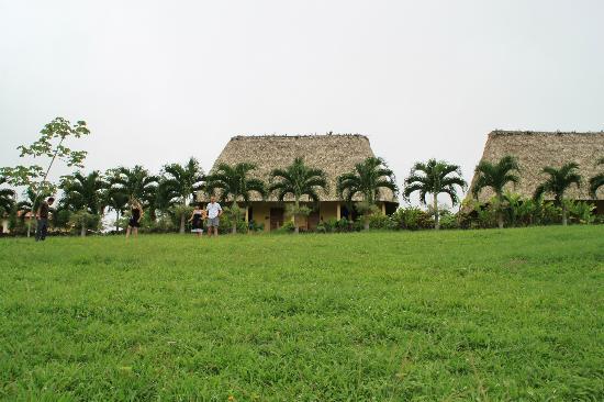 Casa del Caballo Blanco: pavillons 