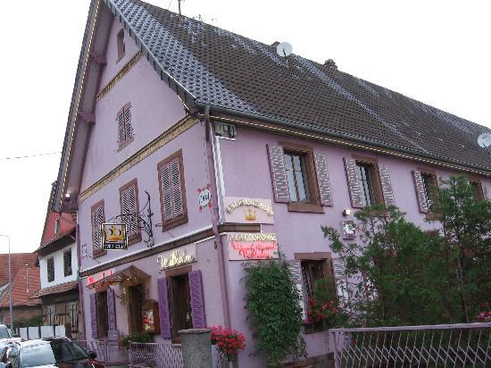 Roeschwoog, ฝรั่งเศส: La Couronne