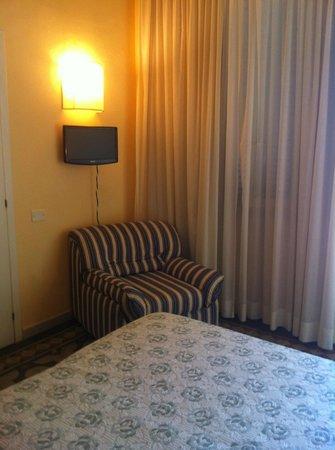 Hotel Arcangelo: room