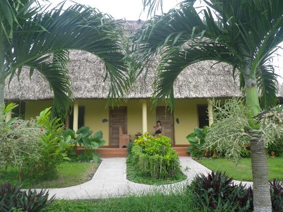 Casa del Caballo Blanco: pavillon