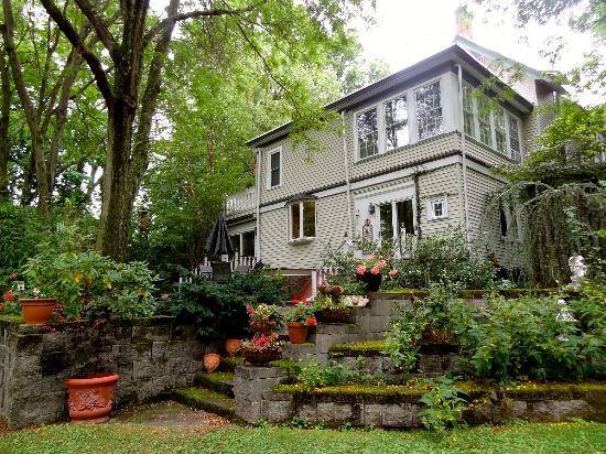 Wayne Bed & Breakfast Inn : Back Garden