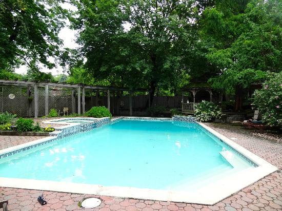 Wayne Bed & Breakfast Inn : The Pool