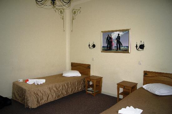 Art Hotel Laine: номер