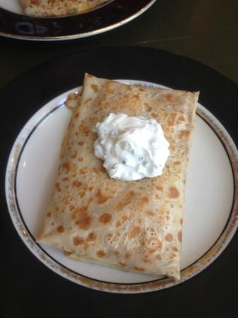 Betsy's Crepes: New Yorker Crepe