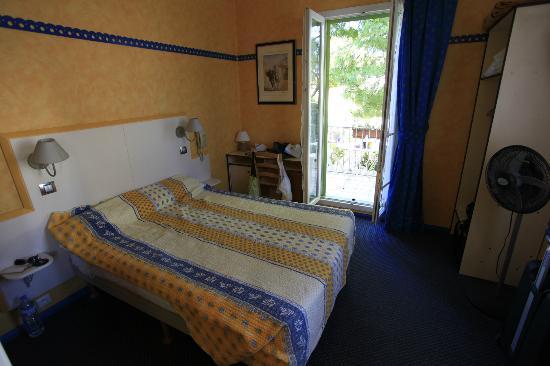 Hotel Le Ponteil : Room no 7