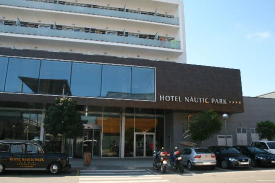 ALEGRIA Nautic Park: Entrée