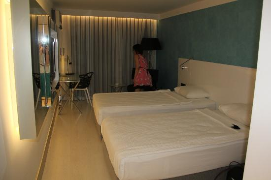 Efe Boutique Hotel: Standard twin room