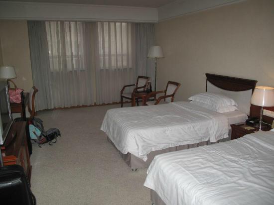 Mandarin New Henderson Hotel : Standard Doppelzimmer